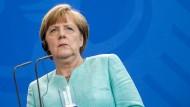 Merkel dämpft Hoffnung auf Einigung mit Athen