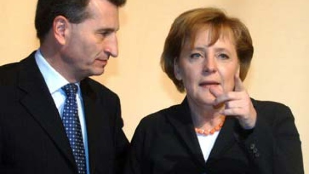Oettingers Chance: Schadensbegrenzung