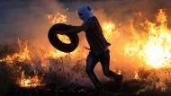 Krawalle in Nahost nach Tod von Palästinenser-Kind