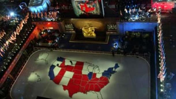 Die unvereinigten Staaten