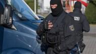 Bundesweiter Einsatz gegen organisierte Kriminalität