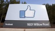 Facebook im Wachstumsrausch