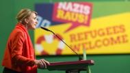 Grüne gegen neue Hürden für Flüchtlinge
