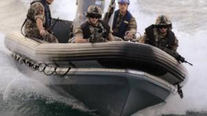 Mehrere Piratenangriffe vor Somalia abgewehrt