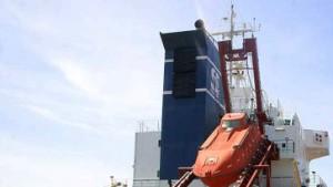 """Die """"Arctic Sea"""" offenbart Sicherheitslöcher"""