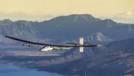 Solarflugzeug Solar Impuls 2 wieder startklar