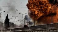 Irakische Armee rückt auf Altstadt von Mossul vor