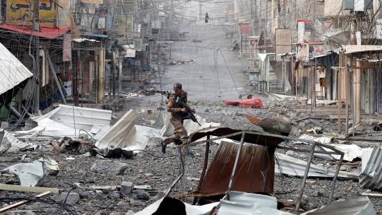 Neue Hinweise auf Giftgas-Einsatz bei Kampf um Mossul