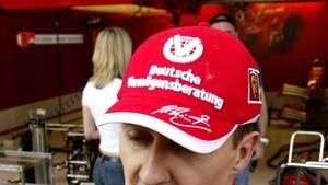 Schumacher enttäuscht: Sieht nicht vielversprechend aus