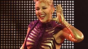 Nur eine reicht an Madonna heran
