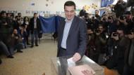 Griechenland vor der Wahl