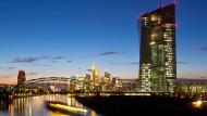 Die neue Frankfurter Skyline