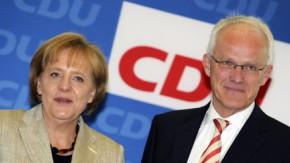 NRW Analyse Merkel Rüttgers