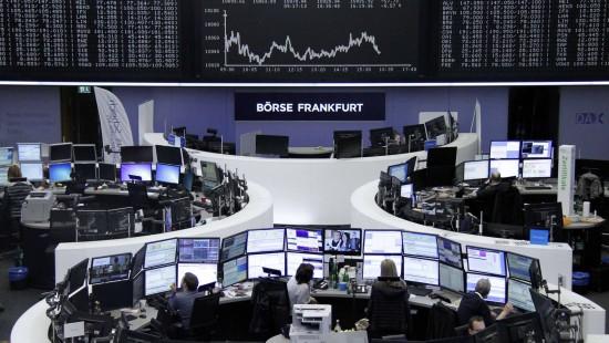 Dax gerät in Strudel des Ölpreisverfalls