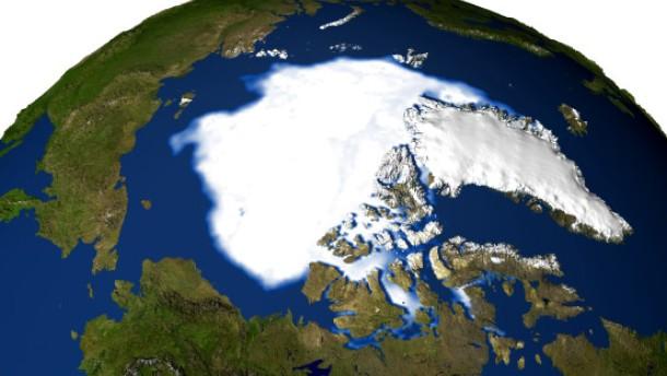 Arktis-Öl soll drei Jahre reichen