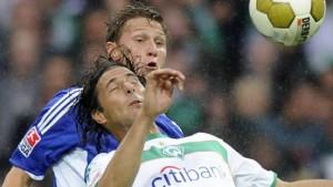 Frings' Treffer reicht Werder nicht zum Sieg