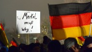 Pegida-Demonstrationen in mehreren Städten