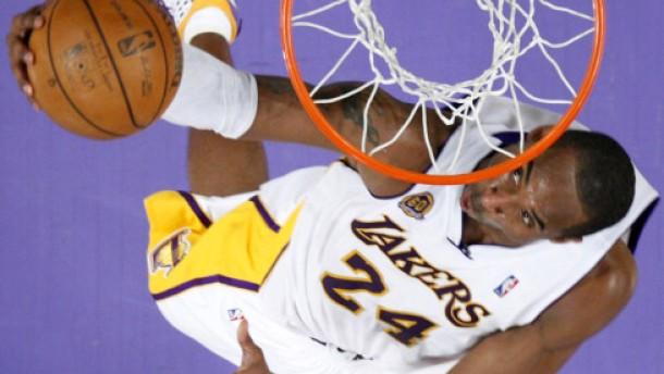 Kobe Bryant knackt 20.000-Punkte-Marke