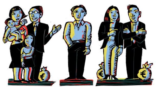 Wie Fiskus und Sozialversicherungen mitverdienen