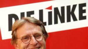 """Metz Spitzenkandidat der Partei """"Die Linke"""""""