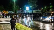 Verfassungsschutz warnt vor mehr Gewalt