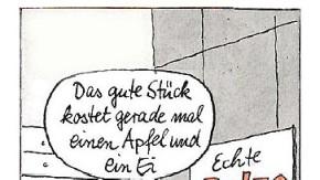 Karikatur / Greser&Lenz / So wird 2009/2