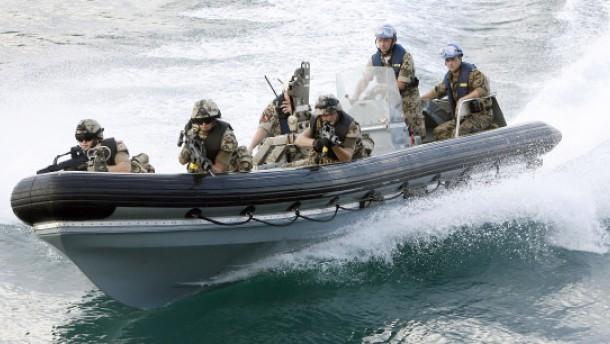 Neue Nato-Mission gegen Piraterie