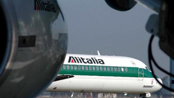 Niemand will Alitalia
