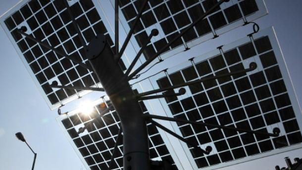 Berlin spendiert  Solarindustrie 100 Millionen