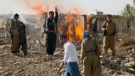 Kurden melden Erfolge im Kampf gegen IS im Nordirak