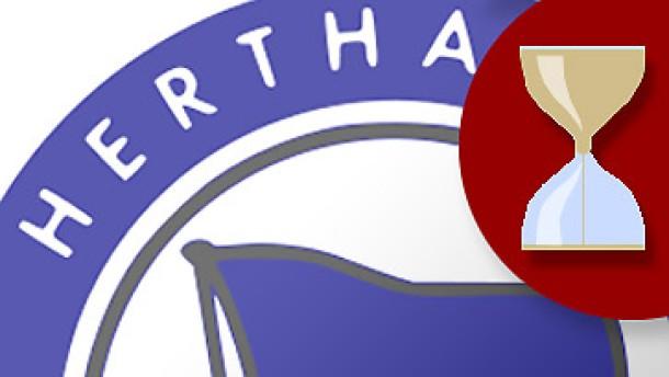 Hertha BSC Berlin - arm und nicht mal sexy