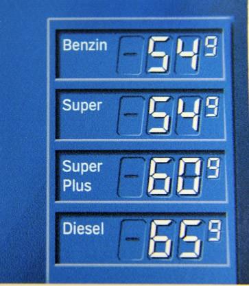 Benzinpreis Ohne Steuern