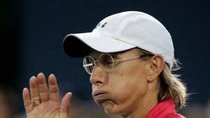 Titeltraum für Grönefeld und Navratilova zu Ende