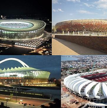 Bilderstrecke Zu Wm Stadien In Südafrika Kelch Und Kalebasse