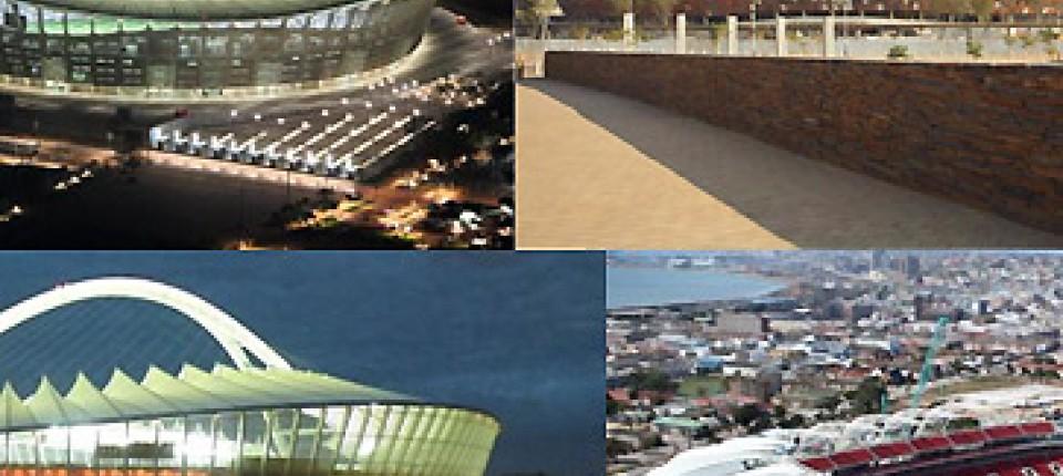 Wm Stadien In Südafrika Kelch Und Kalebasse Fußball Wm Faz