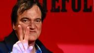 Tarantino feiert Hateful 8-Premiere