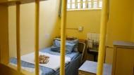 Einblick in Oscar Pistorius' Zelle