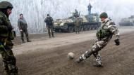Waffenstillstand in Kraft getreten