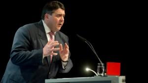 Gabriel: Bei Krieg ein neues Bundestagsmandat