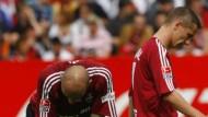 Nürnberg steigt ab - Werder in Champions League