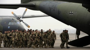 Berlin erwartet keine baldige UN-Anfrage für Libyen-Einsatz