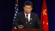 Chinesischer Staatschef besucht Amerika