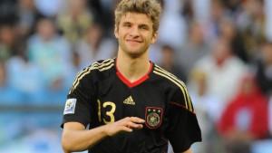 Müller stellt Messi in den Schatten
