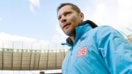 Hertha empfängt Dortmund
