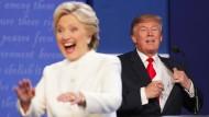 Heftiger Schlagabtausch im letzten TV-Duell vor der Wahl