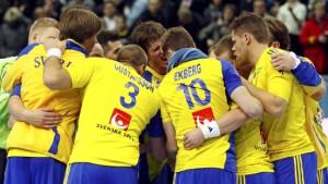 Schweden starten ins WM-Abenteuer