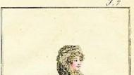 Dichterinnenkleidung: eine Chemise aus dem Jahr 1797