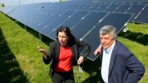 Konzerne setzen längst auf regenerative Energien