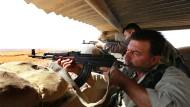 Iraks Armee und Peschmerga melden Erfolge in Mossul-Offensive