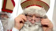 Weihnachtsmann zum Mieten